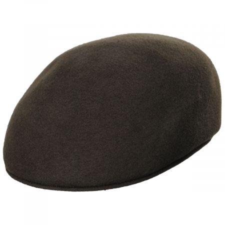 Bigalli Wool Felt Ascot Cap