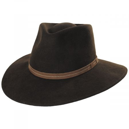 Australian Wool Felt Outback Hat alternate view 5