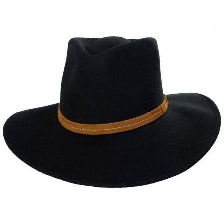 Australian Wool Felt Outback Hat