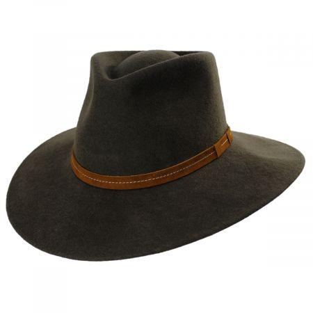 Australian Wool Felt Outback Hat alternate view 45
