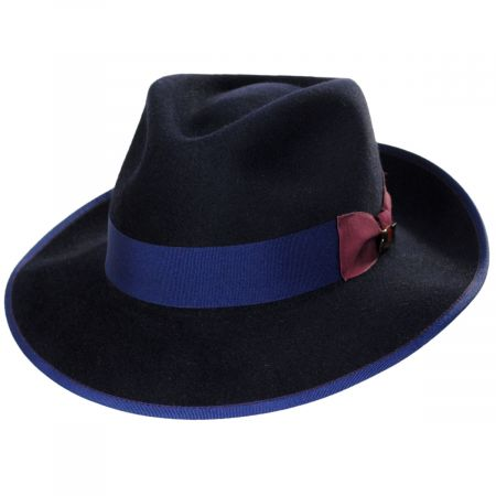 Dega Fur Felt Fedora Hat