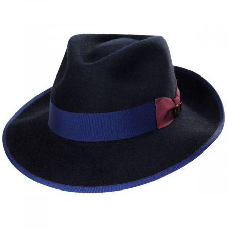 Dega Fur Felt Fedora Hat alternate view 13