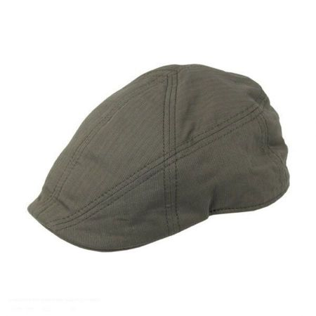 Goorin Bros Burbank Olive Cotton Ivy Cap