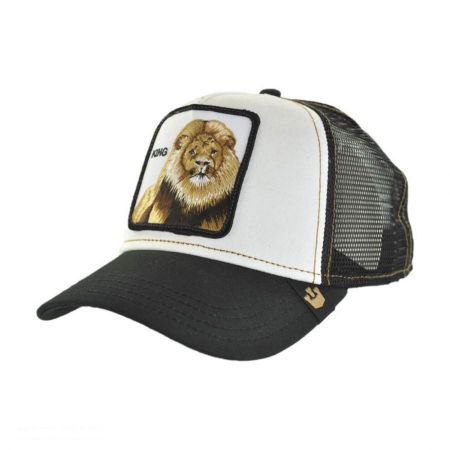 King Mesh Trucker Snapback Baseball Cap