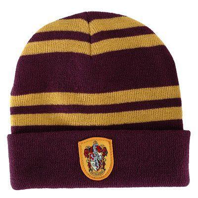 Harry Potter Hogwarts House Beanie Hat