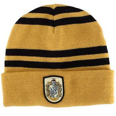 Hogwarts House Knit Beanie Hat alternate view 2