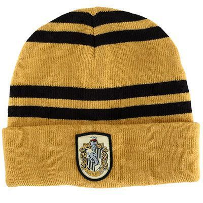 Harry Potter Hogwarts House Beanie Hat