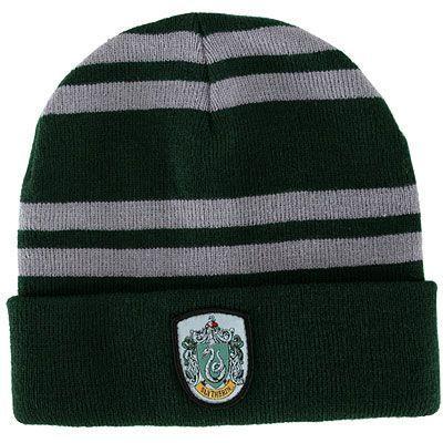 Hogwarts House Knit Beanie Hat alternate view 1