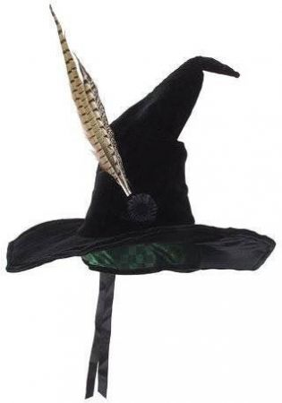 Harry Potter Professor McGonagall Witch Hat
