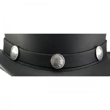 Six Nickel Hat Band