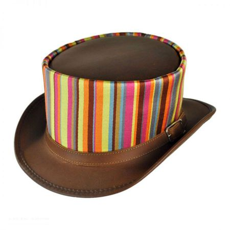 Head 'N Home Daiquiri Candy Stripe Hat