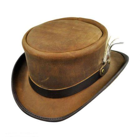 Marlow Top Hat