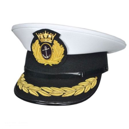 Hills Hats of New Zealand Merchant Navy Cap