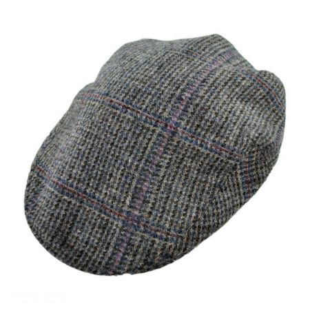 Hills Hats of New Zealand Overcheck Houndstooth Ivy Cap