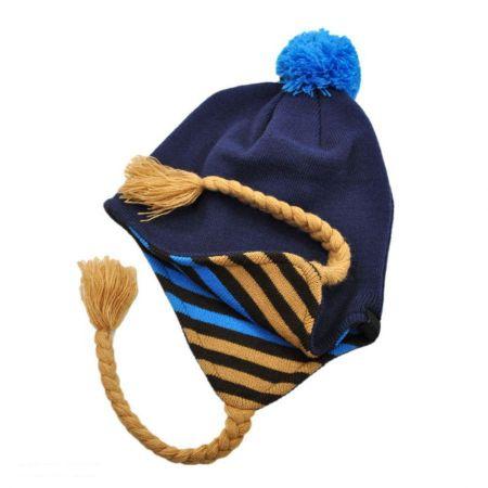 Ignite Beanies Aymara Knit Peruvian Beanie Hat