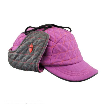 Ignite Beanies Planetarium Reversible Trapper Hat