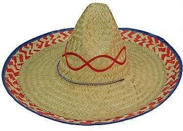 Jacobson Mexican Sombrero