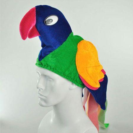 Jacobson Parrot Hat