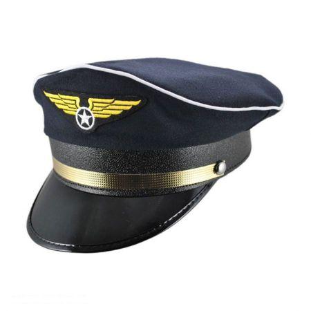Jacobson Pilot Hat