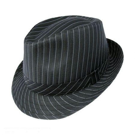 C-Crown Stingy Brim Fedora Hat