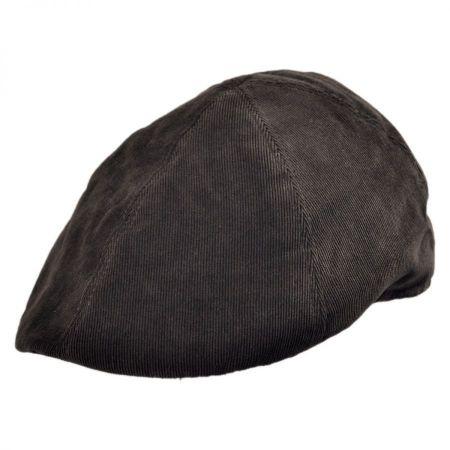 Corduroy Duckbill Ivy Cap