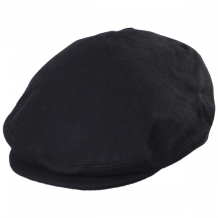 Mens Classic  Kangol  Wool  507  Seamless  Ivy  Cap  Color  Black//Gold