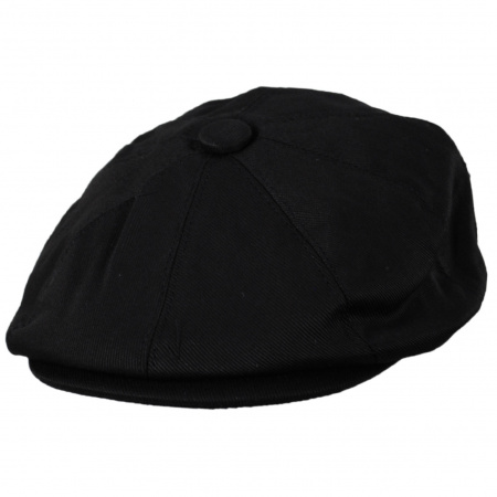 Cotton Newsboy Cap