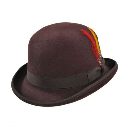 English Wool Felt Derby Hat alternate view 15