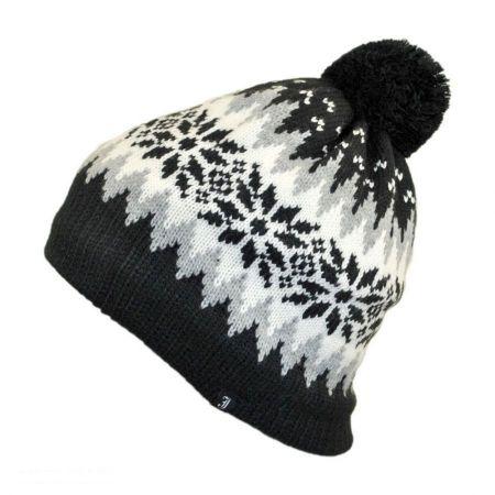 Jaxon Hats Fair Isle Beanie Hat