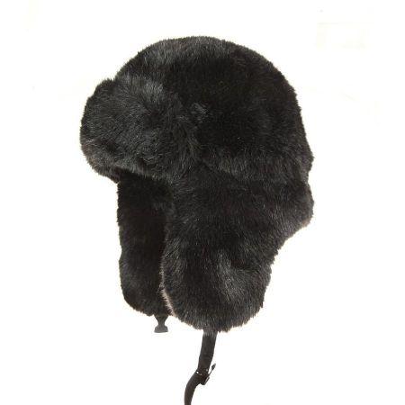 Faux Fur Trapper Hat alternate view 1