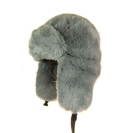 Faux Fur Trapper Hat alternate view 1