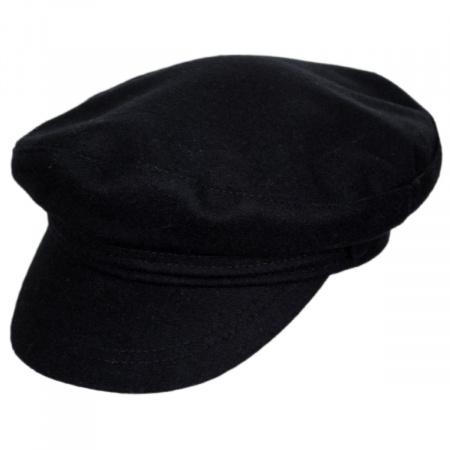 Wool Fiddler's Cap alternate view 1