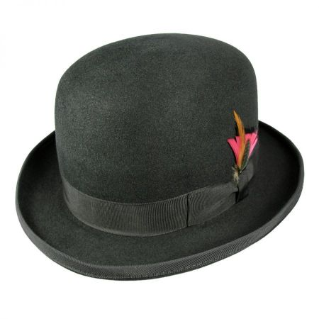 Fur Felt Derby Hat