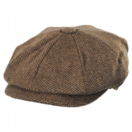 Jaxon Hats Gotham Wool Blend Newsboy Cap