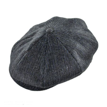 Jaxon Hats Hammersmith Newsboy Cap