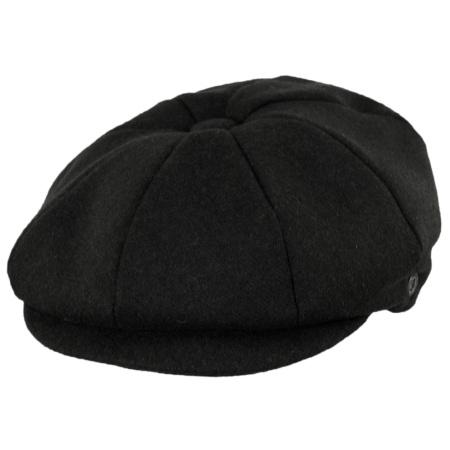 Harlem Wool Blend Newsboy Cap