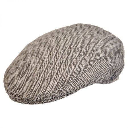 Herringbone Wool Blend Ivy Cap alternate view 15