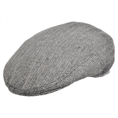 Herringbone Wool Blend Ivy Cap alternate view 8