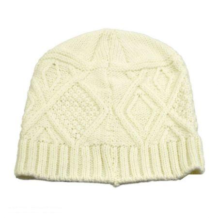 Jaxon Hats Kensington Knit Acrylic Beanie Hat