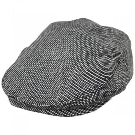 Jaxon Hats Marl Tweed Ivy Cap
