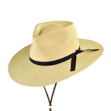 Jaxon Hats Panama Working Hat