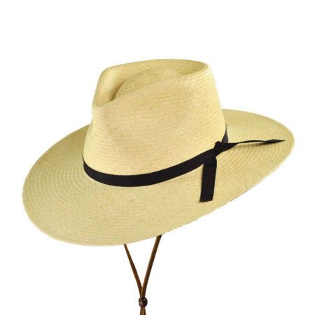 Panama Straw Working Hat alternate view 1