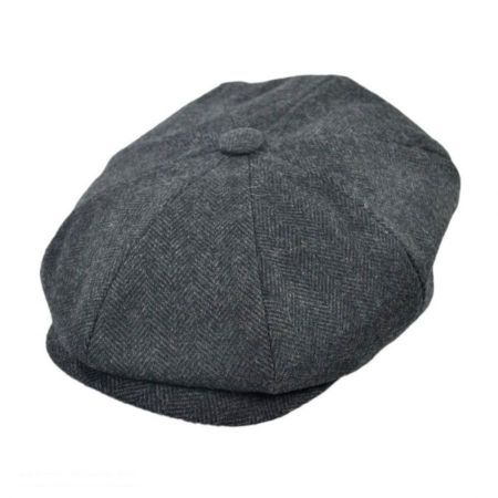 Jaxon Hats Quebec Newsboy Cap