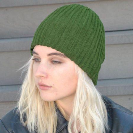 Rib Knit Beanie Hat alternate view 5