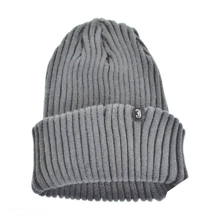 Jaxon Hats Rib Knit Slouchy Beanie Hat
