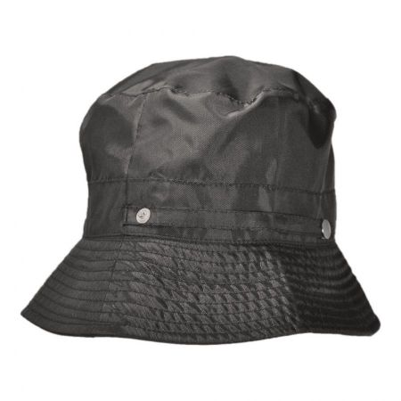 Rollable Rain Bucket Hat