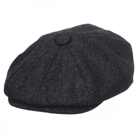Union Wool Blend Newsboy Cap