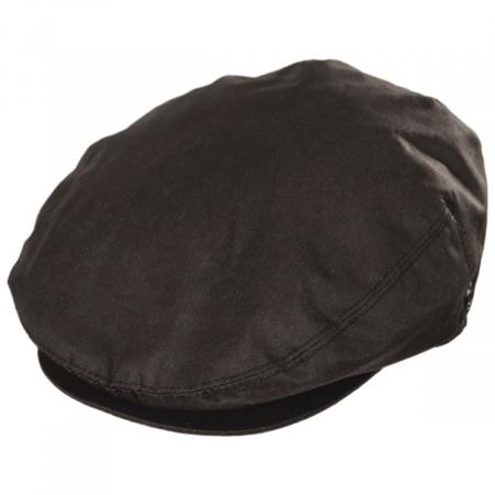 Jaxon Hats Waxed Cotton Ivy Cap