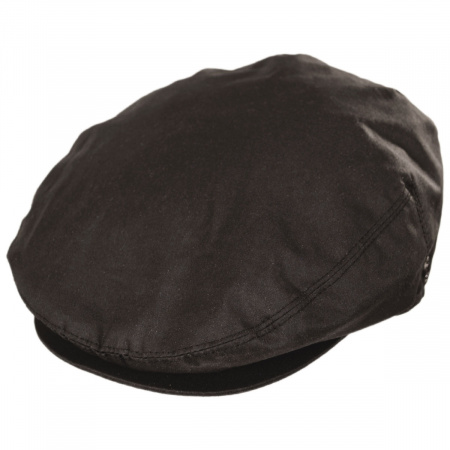Jaxon Hats Waxed Cotton Ivy Cap