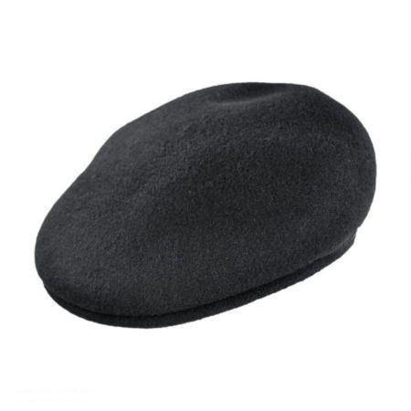 Classic Wool Ivy Cap